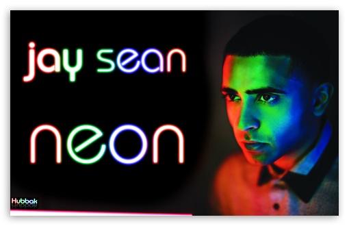 Download Jay Sean - Neon UltraHD Wallpaper