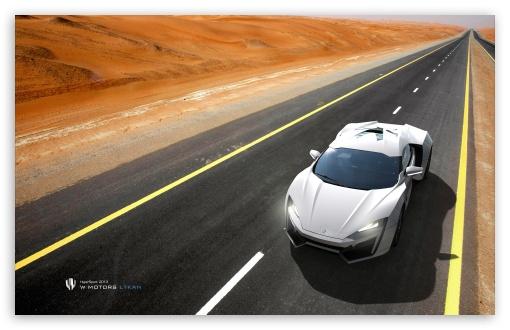 Download Lykan HyperSport UltraHD Wallpaper