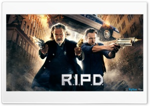 RIPD Rest in Peace Department...