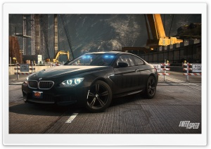 Need For Speed Rivals BMW M6...