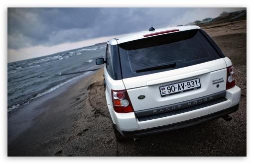 Download Range Rover Sport UltraHD Wallpaper