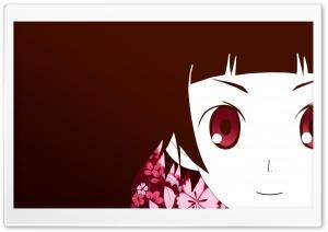 Anime Hawaiian Girl
