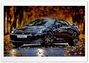 Nissan Skyline GTR Autumn