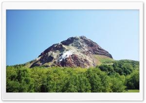 Inactive Volcano, Japan