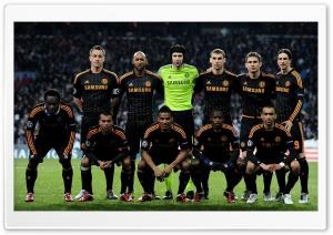 Chelsea Soccer Team