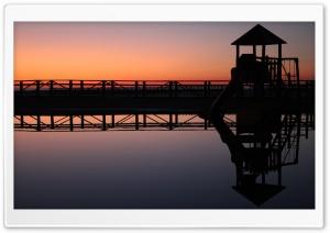Sunset - Tarifa, Spain