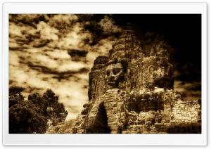 The Buddha King Of Angkor...
