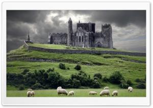 The Rock of Cashel, Ireland,...