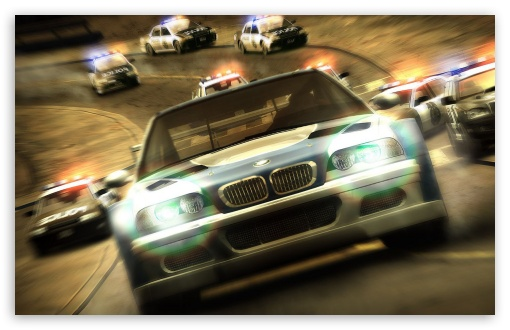 Download Need for Speed Most Wanted UltraHD Wallpaper