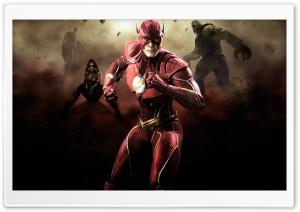 Injustice Gods Among Us - Flash