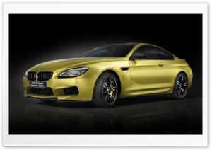 BMW M6 Coupe Celebration Edition