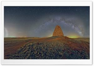 Monument Panorama, Night Time