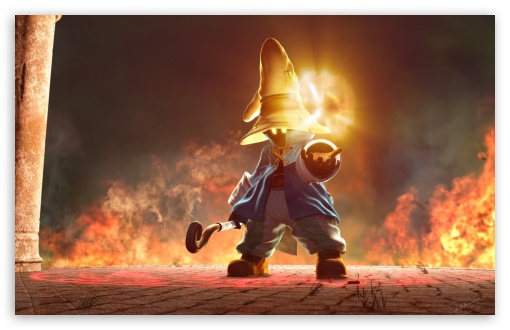 Download Final Fantasy IX Art UltraHD Wallpaper