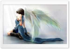 Rinoa Heartilly Angel Wings
