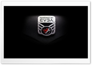 POWERED BY EVGA