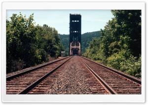 Burlington Northern Railroad...