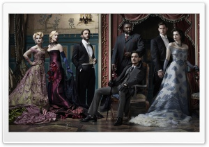 Dracula TV series Cast