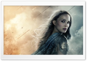 Thor the Dark World Jane Foster