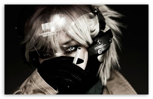 Download Metal Gear Solid Raiden UltraHD Wallpaper