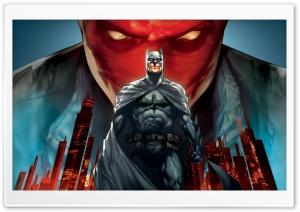 Batman Under The Red Hood