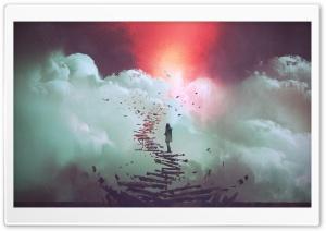 Broken Stairway to Heaven
