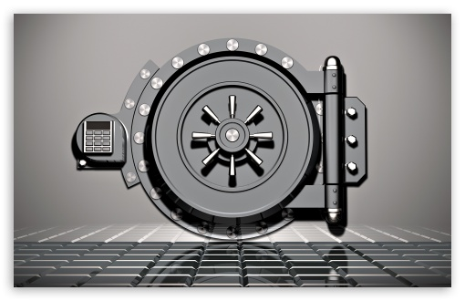 Download Safe Deposit Box UltraHD Wallpaper
