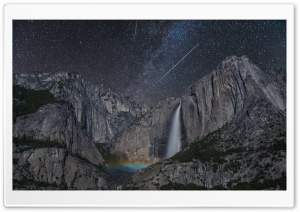 Stars, Meteor Shower,...
