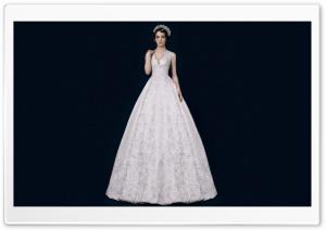 Classy Wedding Dress Bride