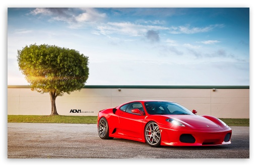 Download Ferrari Latest Car UltraHD Wallpaper