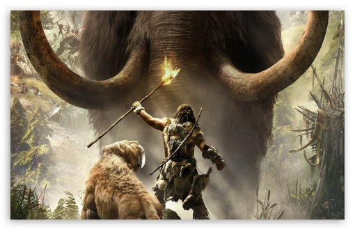 Download Far Cry Primal Ubisoft Mammoth UltraHD Wallpaper