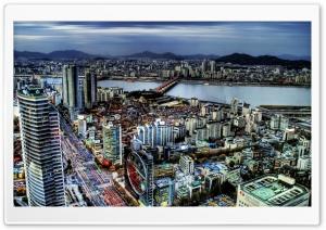 Seoul Panorama, South Korea
