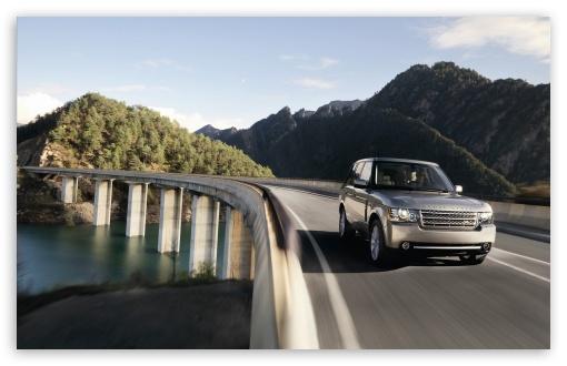 Download Range Rover Car 2 UltraHD Wallpaper