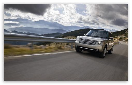 Download Range Rover Car UltraHD Wallpaper