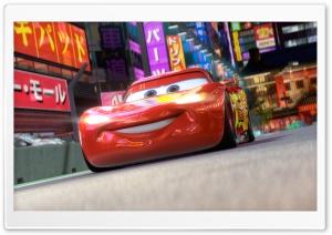 Cars 2 (2011), Lightning McQueen