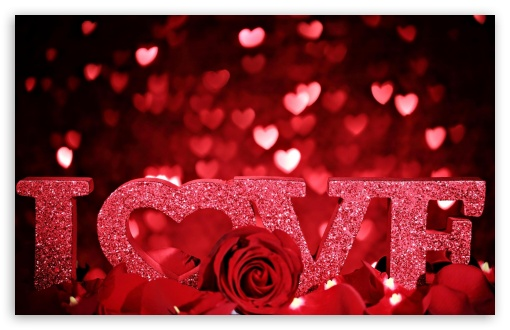 Download Valentines Day UltraHD Wallpaper