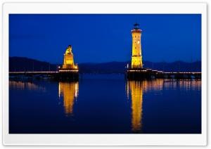 Lindau Lake Night