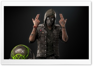 Watch Dogs 2 Wrench
