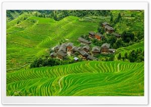 China Scenery Village