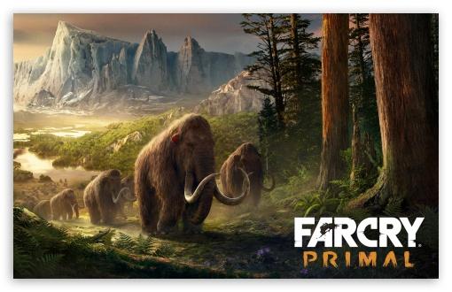 Download Far Cry Primal UltraHD Wallpaper