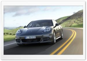 2014 Porsche Panamera Road