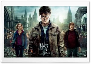 Harry Potter Ending