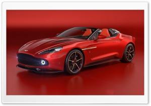 Aston Martin Vanquish Zagato...