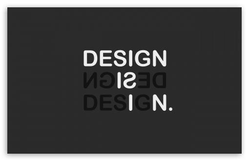 Download Design Typography I UltraHD Wallpaper
