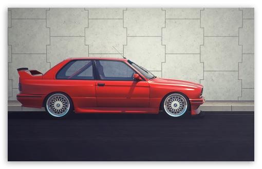 Download Classic BMW 3 Series UltraHD Wallpaper