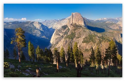 Download Spectacular Mountain View UltraHD Wallpaper