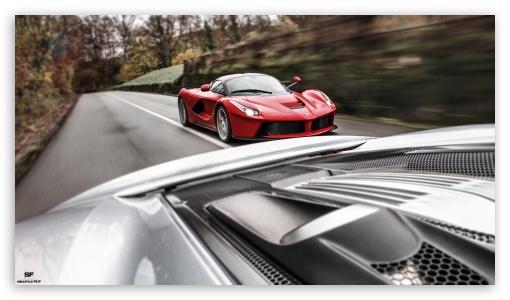 Download LaFerrari - Top Gear UltraHD Wallpaper
