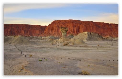 Download Parque Nacional Ischigualasto-Valle de la... UltraHD Wallpaper