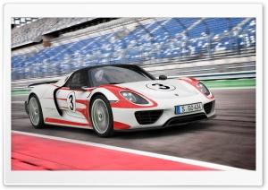 Porsche 918 2014