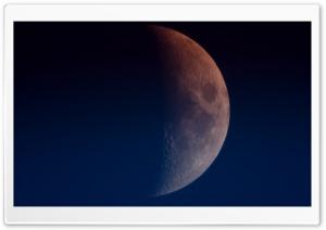 Moon increasing, Half Moon