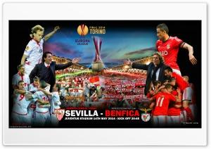 SEVILLA - BENFICA EUROPA...